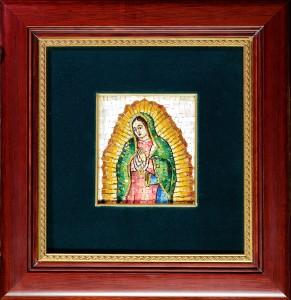 Madonna Guadalupe - Bracalenti - 10x10 PP