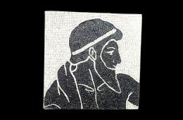 Mosaico : Aedo 34×34