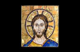 Mosaico : Cristo 9×10