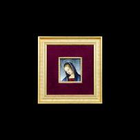 Mosaic : Madonna Conestabile 8×9
