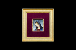Mosaico : Madonna Conestabile 8×9