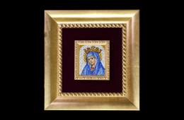 Mosaico : Mater Ecclesea 10×11