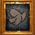 Mosaico: Colomba di Picasso – 10×10