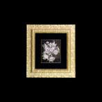Mosaico: Fiori rosa e violette – 20×24,5