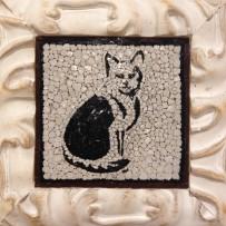 Mosaico: Gatto – 7×7