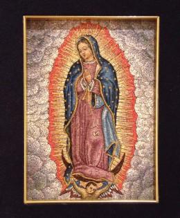 Mosaico: Madonna di Guadalupe – 16×22
